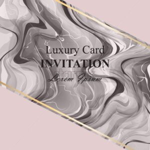 Luxury Marble texture card Vector. Beautiful stone pattern. pastel color