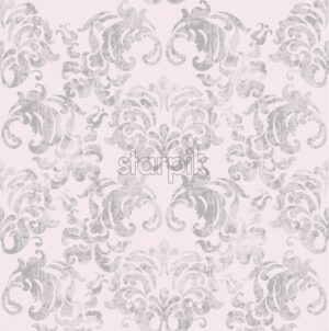 Vintage baroque pattern Vector. Imperial Beautiful ornament decor. Royal luxury texture background. Trendy color - starpik