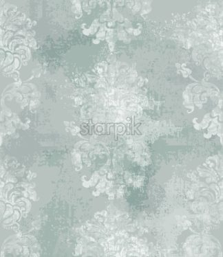 Baroque ornament Vector. Luxury watercolor trendy texture. Vintage retro old styled - starpik