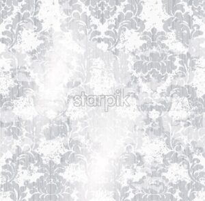 Classic elegant ornament pattern watercolor vector. delicate color texture material - starpik