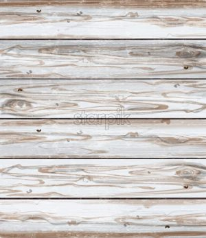 Wood texture Vector watercolor. Rustic vintage template material - starpik