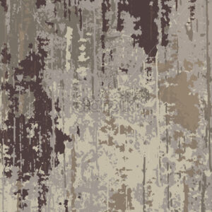 Old wallpaper texture. Peeling paint. Layers of different pale colors. Vector - Starpik Stock