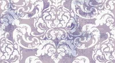 Vintage retro texture pattern Vector. Floral ornament decoration. Victorian engraved royal design. Antique grunge fabric decors. Luxury fabric Stock Vector