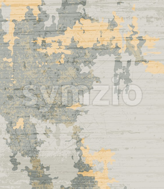 Abstract grunge modern background Vector. Rustic concrete wall decor texture. Painted background template Stock Vector