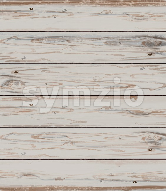 Wood texture Vector watercolor. Rustic vintage template material