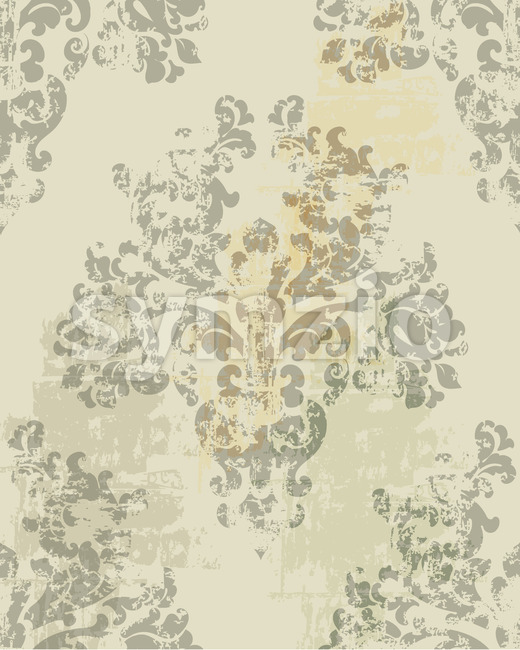 Vintage decoration. Luxury background texture. Floral decorations. Vector Stock Vector