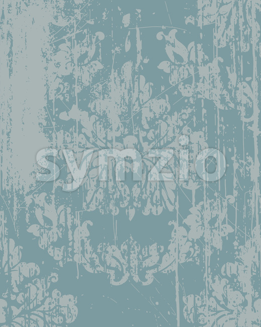 Elegant baroque pattern. Luxury imperial decoration. Vector