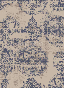 Royal luxury texture background. Vintage grunge baroque pattern. Vector Stock Vector