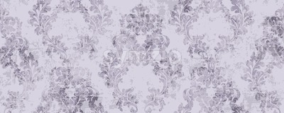 Rococo pattern texture Vector. Floral ornament decoration. Royal ements. Victorian engraved retro design. Vintage fabric decor. purple color Stock Vector